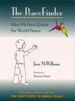 The PeaceFinder by Joan McWilliams