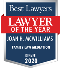 Best Lawyers Lawyer of the Year Joan McWilliams